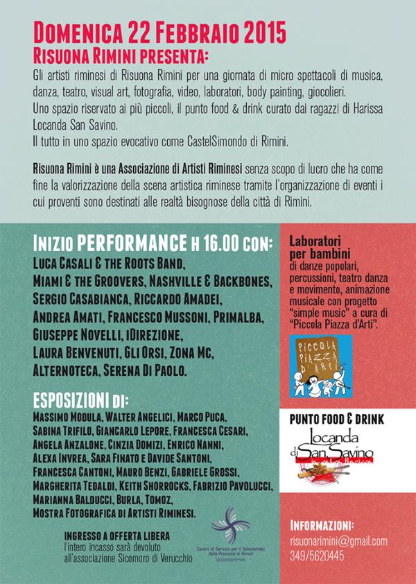 Risuona Rimini - 22 Febbraio 2015